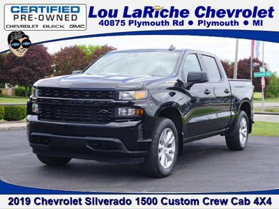 Chevrolet Silverado 1500 2019 a la Venta en Plymouth, MI
