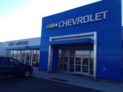 Lou Lariche Chevrolet In Plymouth Including Address Phone Dealer Reviews Directions A Map Inventory And More