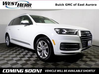 2018 Audi Q7 3.0T Premium Plus for sale VIN: WA1LAAF74JD028828