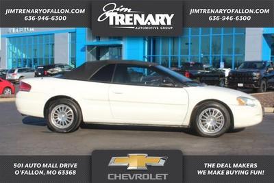 2006 Chrysler Sebring Touring for sale VIN: 1C3EL55R96N191354