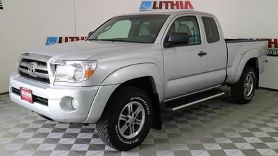 2010 Toyota Tacoma  for sale VIN: 5TEUU4EN9AZ733649