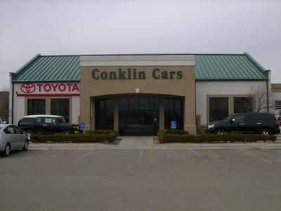 Conklin Cars Salina Image 1