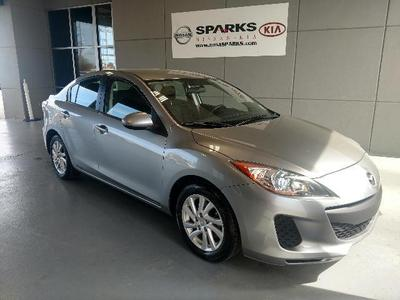 2012 Mazda Mazda3 i Touring for sale VIN: JM1BL1V76C1691979