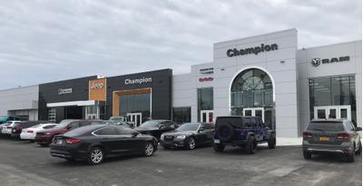 Champion Chrysler Dodge Jeep RAM Image 1