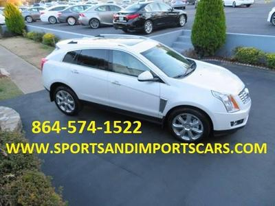 2015 Cadillac SRX Performance Collection for sale VIN: 3GYFNCE30FS633464