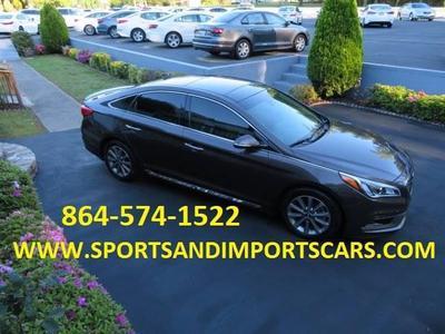 2016 Hyundai Sonata Limited for sale VIN: 5NPE34AF7GH344512