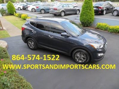 2015 Hyundai Santa Fe Sport 2.4L for sale VIN: 5XYZU3LB7FG236867