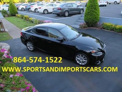 2015 Lexus IS 250 Base for sale VIN: JTHBF1D21F5071145
