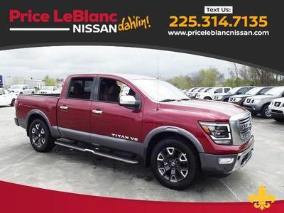 Nissan Titan 2021 for Sale in Gonzales, LA