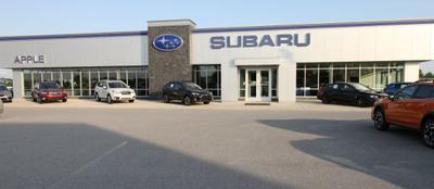 Apple Subaru Image 5