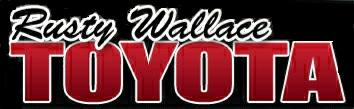 Rusty Wallace Toyota Image 1