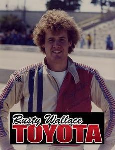 Rusty Wallace Toyota Image 2