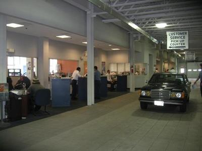 Mercedes-Benz of Cherry Hill Image 3