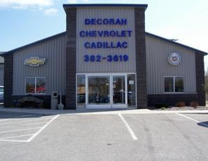Decorah Chevrolet Chrysler Image 1