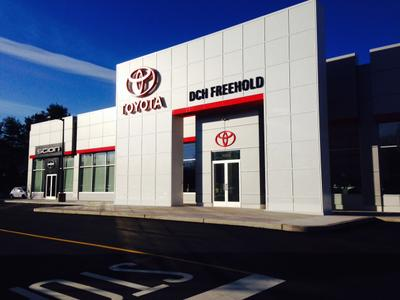 DCH Freehold Toyota Image 1