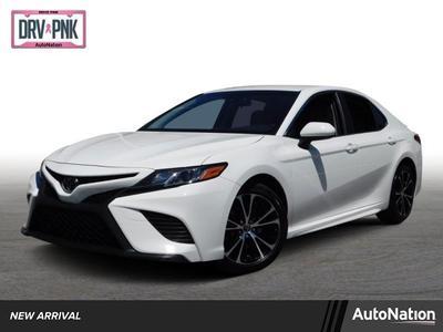 2018 Toyota Camry SE for sale VIN: JTNB11HK4J3022371