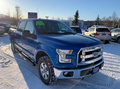 Ford F-150 2016 for Sale in Anchorage, AK