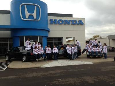 Sharp Honda Image 3