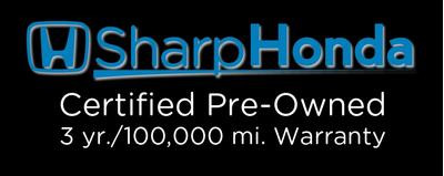 Sharp Honda Image 5