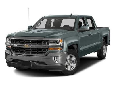 2016 Chevrolet Silverado 1500 LT for sale VIN: 1GCUKREC7GF143196