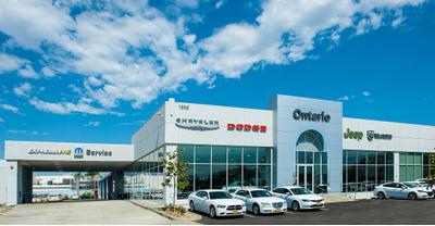 Jeep Chrysler Dodge RAM of Ontario Image 7