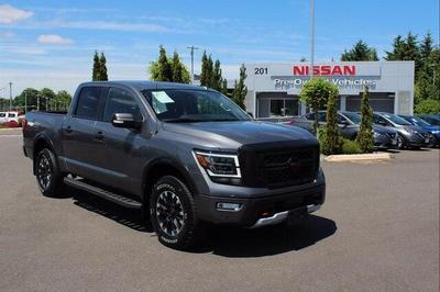 Nissan Titan 2020 for Sale in Puyallup, WA