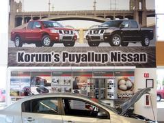 Bill Korum's Puyallup Nissan Image 5