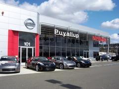Bill Korum's Puyallup Nissan Image 8