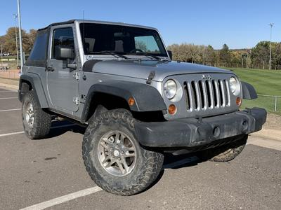 Jeep Wrangler 2007 for Sale in Englewood, CO