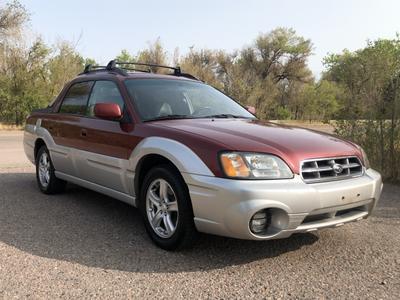 Subaru Baja 2003 for Sale in Englewood, CO
