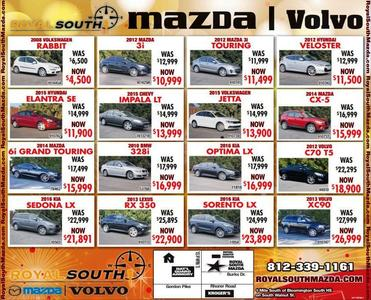 Royal South Mazda Image 2