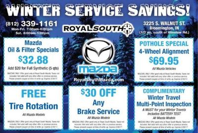 Royal South Mazda Image 6