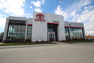 Baxter Toyota La Vista Image 2