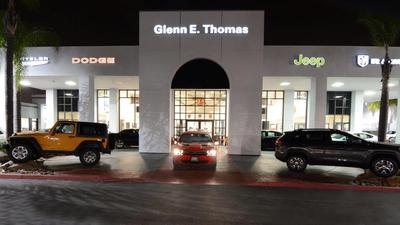 Glenn E Thomas Dodge Chrysler Jeep RAM Image 2