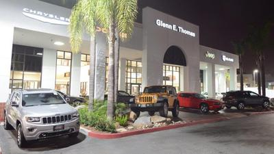 Glenn E Thomas Dodge Chrysler Jeep RAM Image 6
