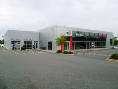 Modern Nissan of Concord Image 2