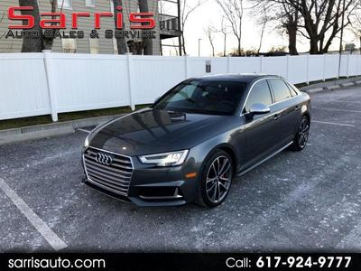 Audi S4 2018 a la venta en Watertown, MA