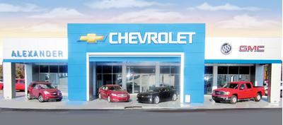 Alexander Chevrolet Buick GMC Image 1
