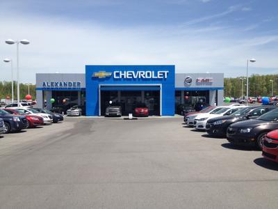Alexander Chevrolet Buick GMC Image 3