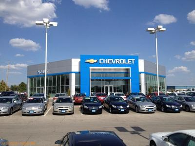 Molle Chevrolet Image 3