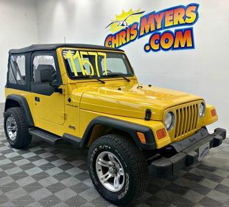 2000 Jeep Wrangler SE for sale VIN: 1J4FA29P8YP798389