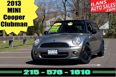 2013 MINI Clubman Cooper for sale VIN: WMWZF3C53DT571269