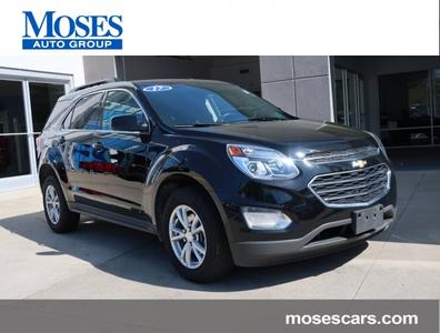 2017 Chevrolet Equinox 1LT for sale VIN: 2GNFLFEK9H6166204
