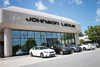 Johnson Lexus of Raleigh Image 3