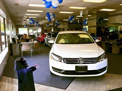 Mitchell Volkswagen Image 1