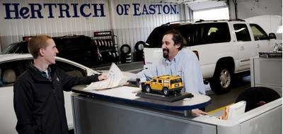 Hertrich Chevrolet Buick GMC of Easton Image 1