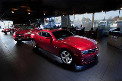 Hertrich Chevrolet Buick GMC of Easton Image 5