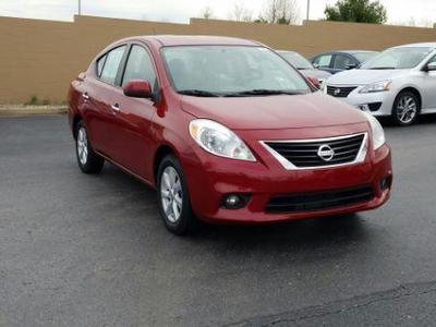 2012 Nissan Versa 1.6 SL for sale VIN: 3N1CN7AP4CL814472