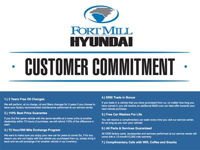 Fort Mill Hyundai in Fort Mill including address, phone, dealer