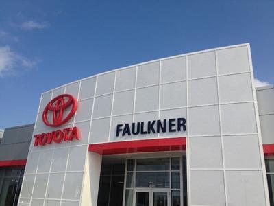 Faulkner Toyota Image 1